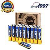 Allmax All Powerful Alkaline Batteries Aaa 24 Pack Alkaline Battery Long Lasting Cell
