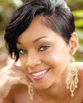 #afroamerikanische #Frauen #freche #für #Kurzhaarschnitte 14 cheeky short haircuts for African American women