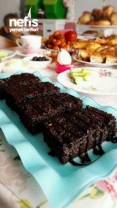 Bol Çikolatalı Islak Kek (heryeri Islak, Yumurtasız)