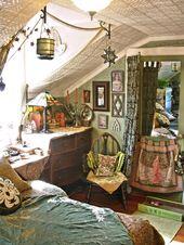 Böhmisches Schlafzimmer