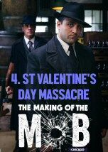 St Valentine Day Massacre Documentary Mania Al Capone Moves Back To Chicago And Takes Over Two Floo Documentaries Last Man Standing Valentines Day Massacre
