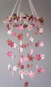 Çiçek mobili
