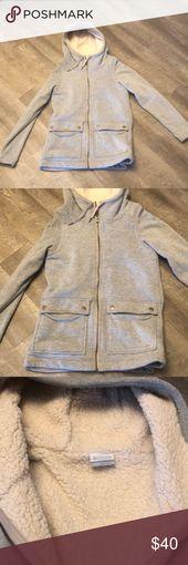 Columbia Sherpa Jacket Good condition! Columbia Zip Up sweatshirt jacket. Sherpa…
