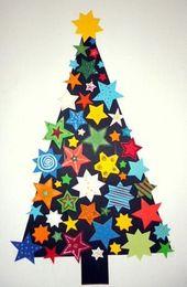 Ange fait de plumes et de perles en bois – Bricolage de Noël – Mes petits-enfants et moi