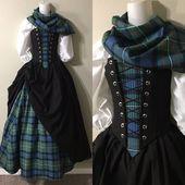 LoriAnn Costume Designs Scottish Lass Set, why