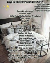 Maybe add some luxurious Sweet Sheets #BedroomHomeDecorILove – Zimmer