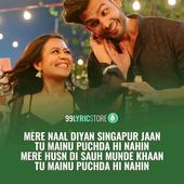 Puchda Hi Nahin Lyrics Neha Kakkar Mohit Khandelwal Lyrics Neha Kakkar Songs