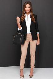 20+ Best Work Outfits Ideen für Frauen, um es so schnell wie möglich zu versuchen