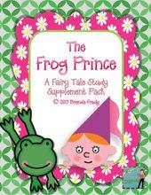 31 Maratón De Lectura Ideas Frog Prince Frog Fairy Tales