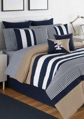 IZOD Classic Stripe Full Comforter Set 76-in. x 86-in