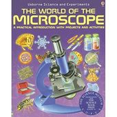 AmScope The World of the Microscope - A Practical Introduction with Projects and Activities - Multi 2