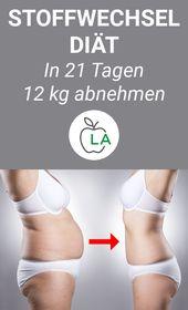 Die Stoffwechselkur – In 21 Tagen 10 Kilogramm abnehmen? – Abnehmen und gesunde Ernährung