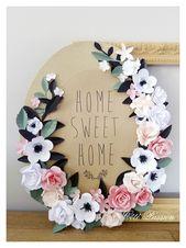 Fleurs de Papier….. – Coté Ardour
