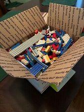 LEGO Blocks – 5 Pfund verschiedene Blöcke Platten Räder und Teile #afflink co …   – lego avengers