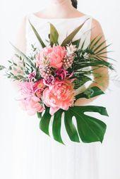bouquet #mariée #mariage #exotic #weddingexotic #bridalbouquet