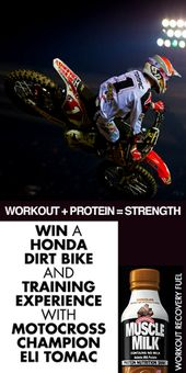 Win A Honda Dirt Bike Terrific Giveaway Enter Here Http