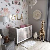 Jolie Hintergrundbild   – Nursery Ideas Girl