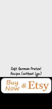 Soft German Pretzel Recipe (without Lye) –  Oktoberfest