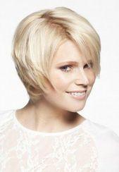 Traumhaarschnitt für jeden Typ: Die schönsten Frisuren für runde Gesichter –  – #Kurzhaarfrisuren