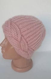 Women hat, Knit beret, Hand knit hats, Women hats, Knitting hats, Wool hats, Women beret, Women winter hat, Winter knit hat, Women warm hat – Bere