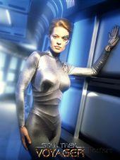Star Trek: Voyager, Seven of Nine | Viaggiatore star trek, Sette ...