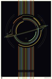 25 Unimaginable Fan-Made Interstellar Posters