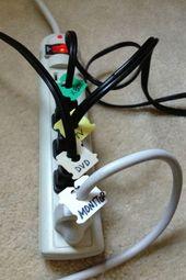 Hören Sie auf zu raten, welches Kabel an Ihrer St…