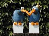 Keramikvögel – Google-Suche   – Vogels