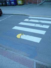 Kreative Beispiele für Street Art, die Sie umhaue…