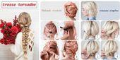 Les 20 plus beaux tutoriels de coiffure étape par étape – #Hairstyle #Best #sc …   – Frisuren
