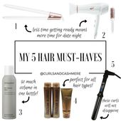 Must Have Hair Tools, #hair #Tools