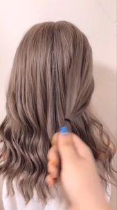 coiffures pour les vidéos cheveux longs   Tutoriels Coiffures Compilation 2019   Partie 379