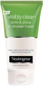 Neutrogena Visibly Clear Pore Shine Reinigungsgel Gegen Ein Glanzendes Gesicht Und Erweiterte Poren In 2020 Poren Gesicht Pflege Deo Selber Machen