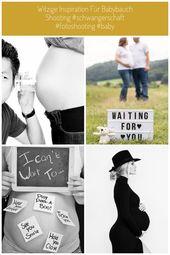 Lustige Inspiration für Baby Belly Shoot #Schwangerschaft #Fotoshooting #Baby …   – pregnancy
