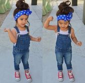 Cute baby girl clothes outfits ideas 71