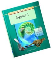Pacemaker Algebra One Se Second Edition 2001c
