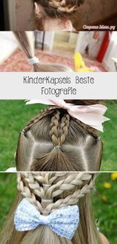 Children's Hairstyles Best Photography  Mother-Baby