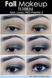 Entdecken Sie dieses natürliche Make-up für Teenager Bild # 3158 #naturalma …   – Korean Makeup Eyeshadow