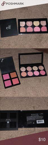 #blush #bundle #Elf #Makeup #Palette #revo