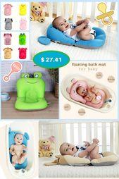 Cute Baby Badewanne Kissen In einer Vielzahl von Farben ein #Babies #Baby #Bad #Bad …   – Baby bathing
