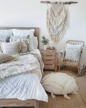 57 Bohemian bedrooms that you want to redecorate as soon as possible