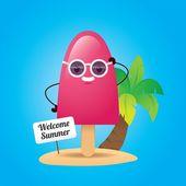 Laden Sie diese Sommer Eis Vektorgrafiken, Eis, Vektor transparent PNG oder …   – ice cream