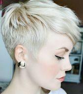 ▷ 50+ ideas for undercut women to borrow and imitate