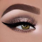 Green Eye Make-up: 21 Tipps für das Green Eye Make-up   – Augen-Make-up