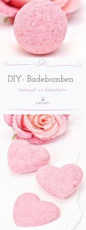 Beauty DIY – Badebomben mit Kakaobutter
