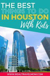 Die 11 coolsten Dinge, die man in Houston mit Kindern unternehmen kann   – All Around America