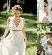Bridal Fashion Collection 2016 av Claudia Heller | Drömlikar❤️ # bröllopsklänning # …