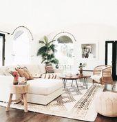 Die Cool & Calm Island Living Interior Ästhetik