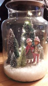 30 Affordable Christmas Table Decorations Ideas 20…