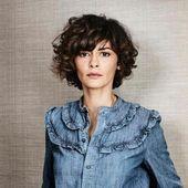 Promi-Frisuren: eine Welle von lockigen Haaren Châtelaine #curlyhairtrends kurzhaarfrisure #kurzhaarfrisurendamen Die Post Promi-Frisuren: …
